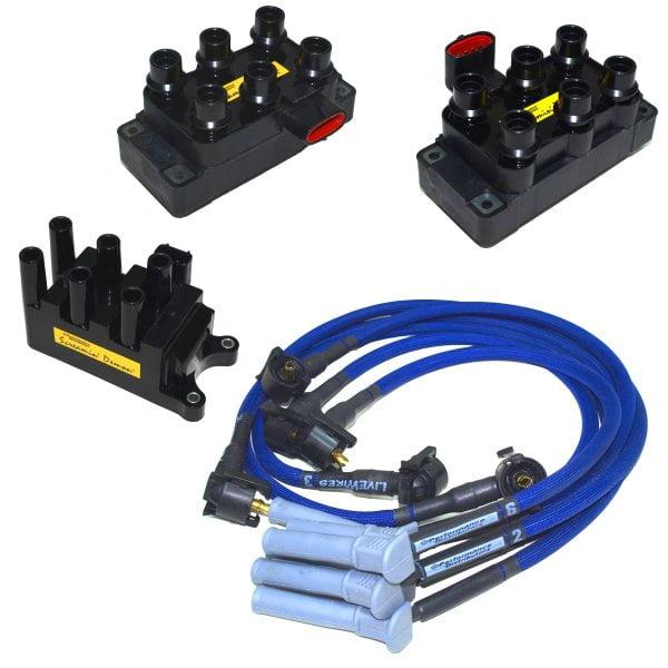 Ford Truck V6 FirePower Ignition Kit