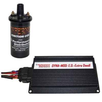 Ford Duraspark E.D. Module and Coil Kit